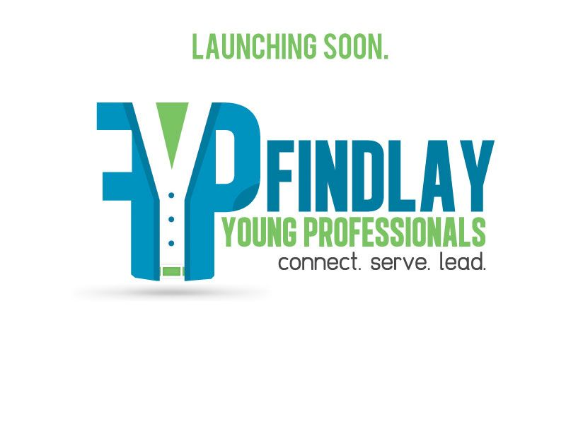 Quick logo design for the Findlay Young Professionals. #findlayyp