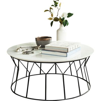 Mistana Alcott Coffee Table Stylish Coffee Table Contemporary