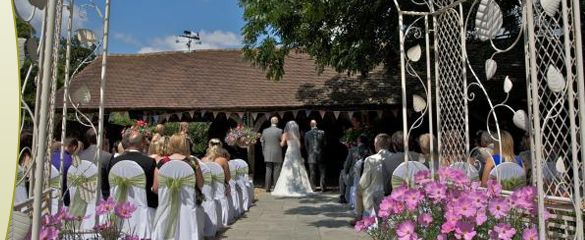 Here Is A Photo Of Wedding Ceremony At Winters Barn Beautiful Venue
