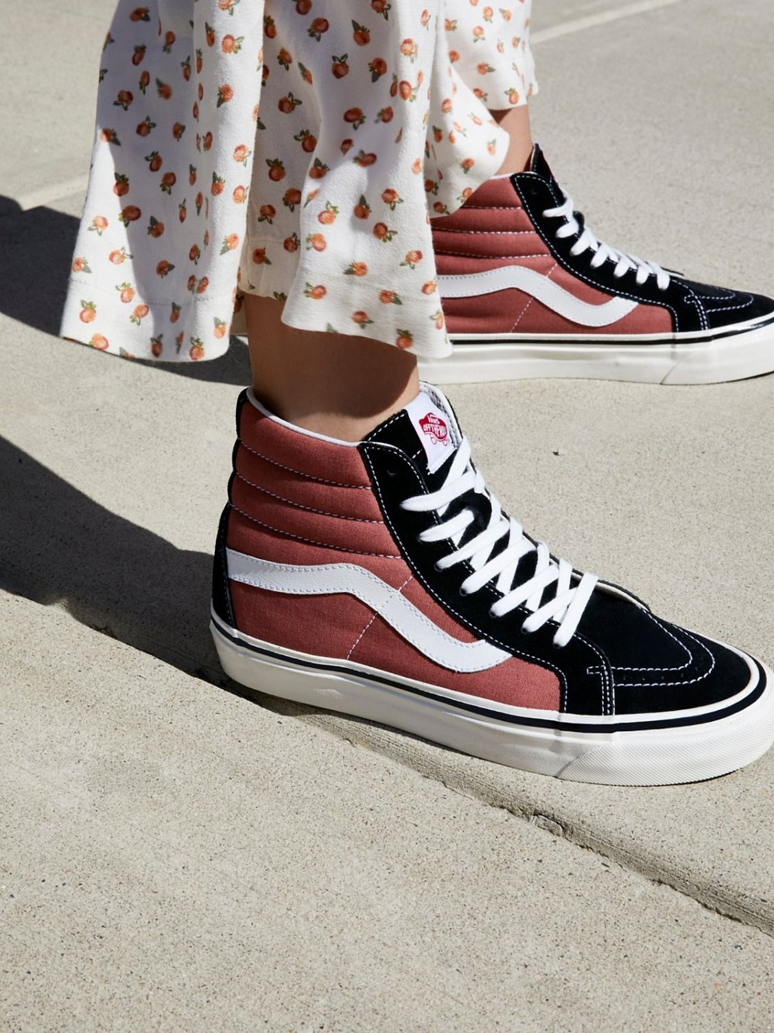 SK8-Hi 38 DX High Top Sneaker  50f9b41338