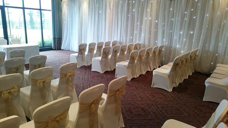 Rookery Hall Wedding Venue Dressers