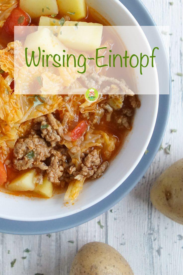 Wirsing-Eintopf mit Hackfleisch und Kartoffeln - MeineStube