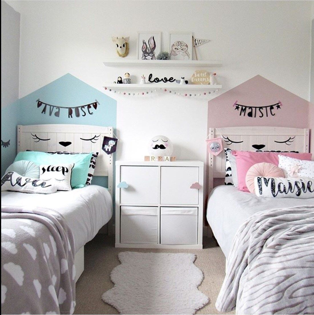22 Beautiful Shared Room For Kids Ideas Cool Kids Bedrooms