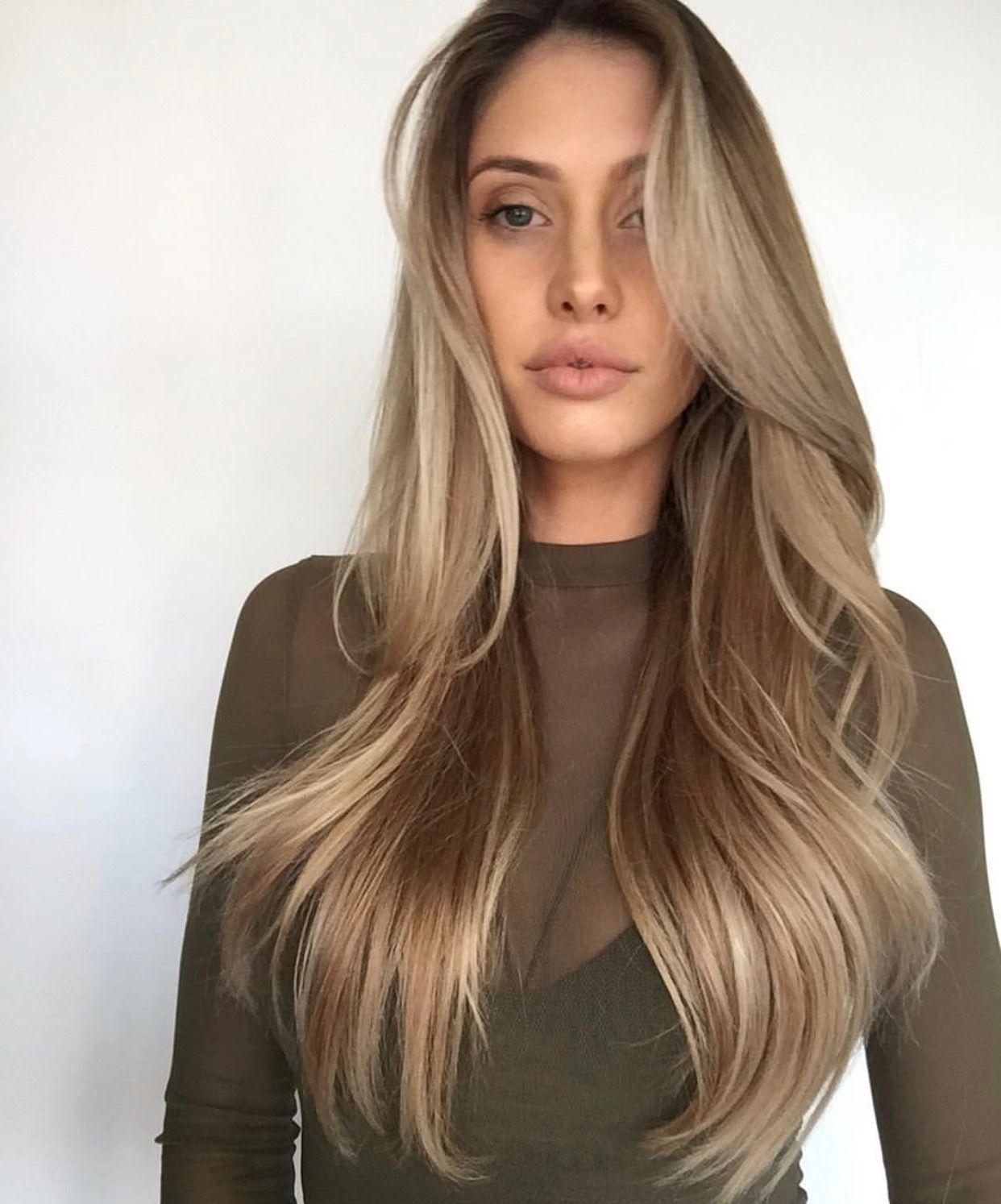 vidal sassoon long volume haircut - google search | hair