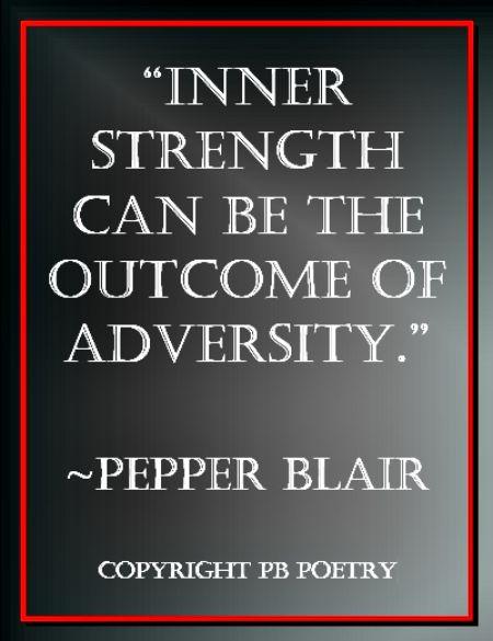 Inner Strength Encouragement quotes, Inner strength