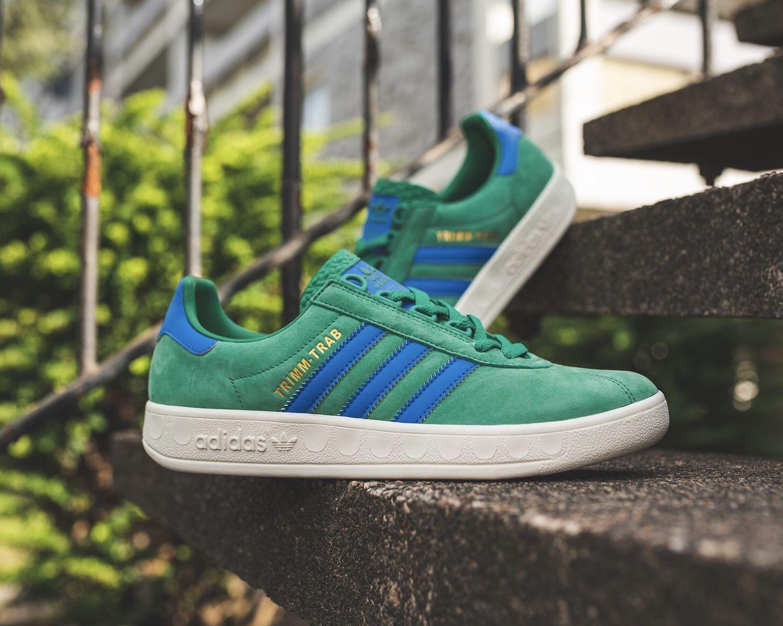 adidas Originals Trimm Trab Sneaker Blau