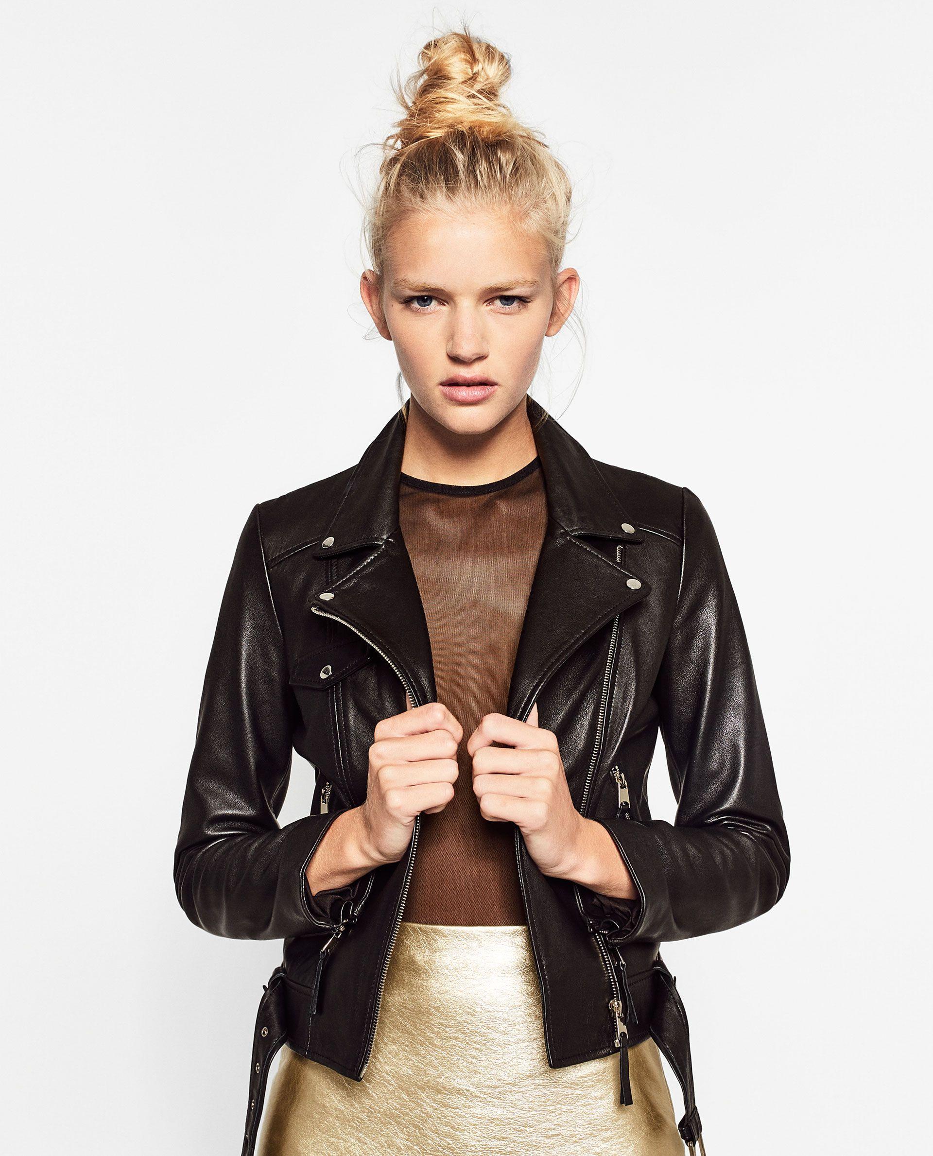 Pin By Sabrina Ladaki On My Wishlist Leather Jacket Jackets Fall Leather Jacket [ 2379 x 1920 Pixel ]