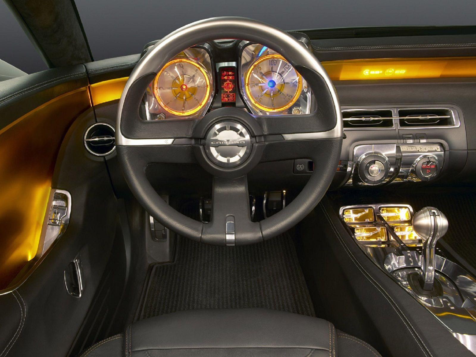 2012 Camaro Transformers Special Edition Interior 2