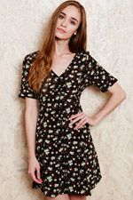 Pins  Needles Floral Vintage Dress at Urban Outfitters, mine, sweet Ella Blakey EllaEllaJo