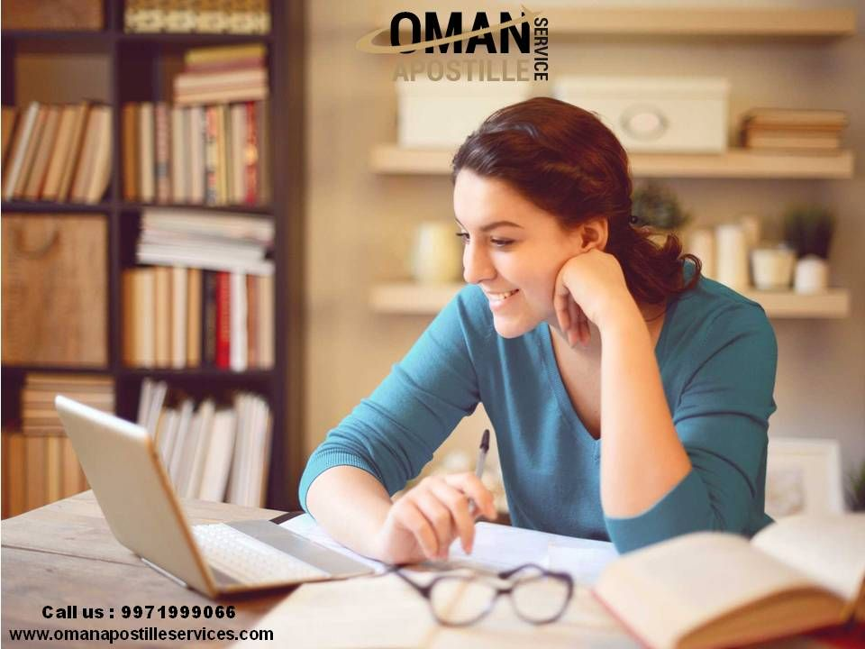 Oman apostille services is a among the top service