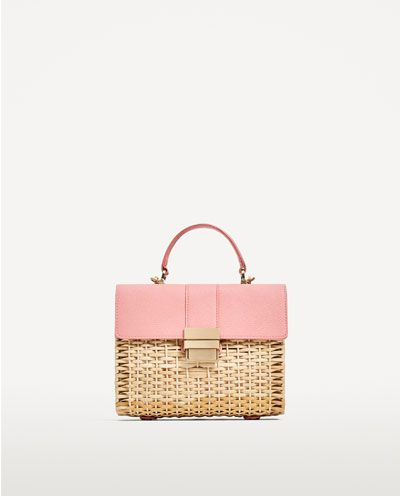 Braided Crossbody Bag Bags Woman Collection Aw 17 Zara Serbia Très Chic Pinterest And Feminine Style