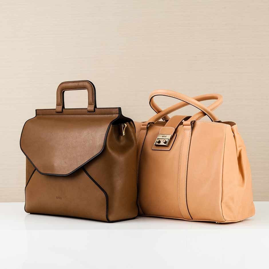 Bree - Classic bags with a twist! #clean #luxury #Bags