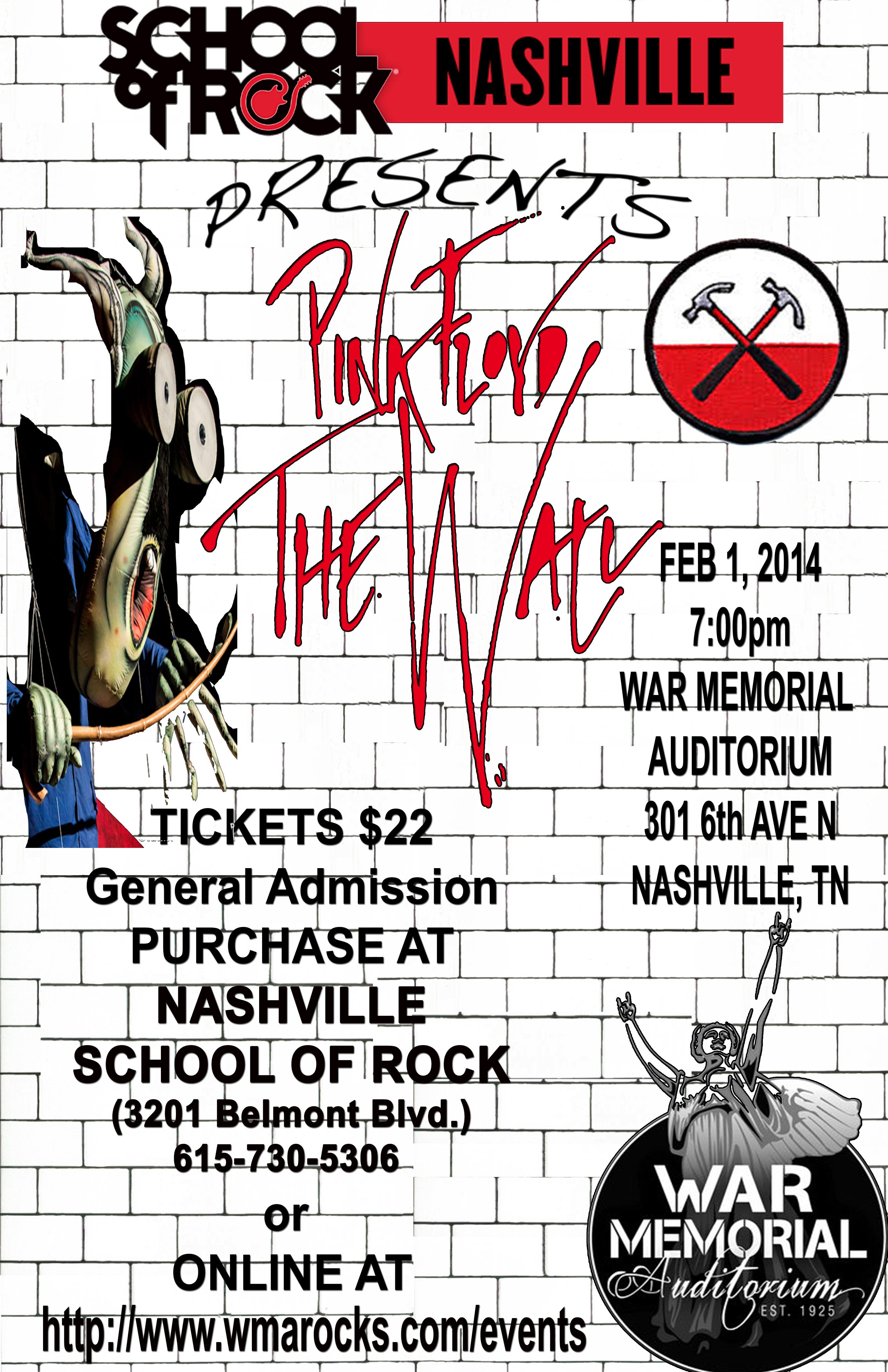 Pin By Angie Mccreight On Franklin And Nashville School Of Rock School Of Rock War Memorial School