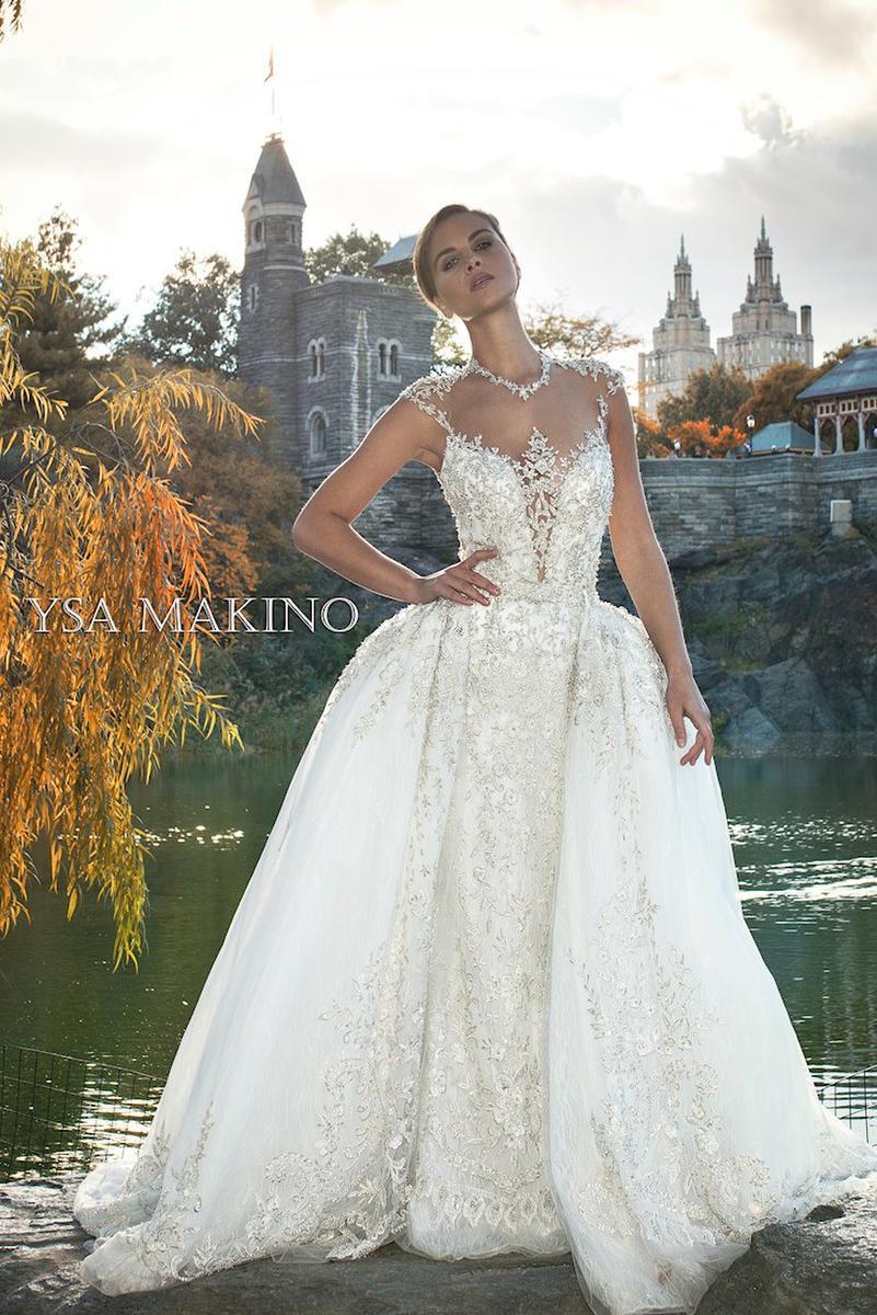 Abiti Da Sposa Ysa Makino 2018.Ysa Makino 69007 Beautiful Wedding Dresses Wedding Dress