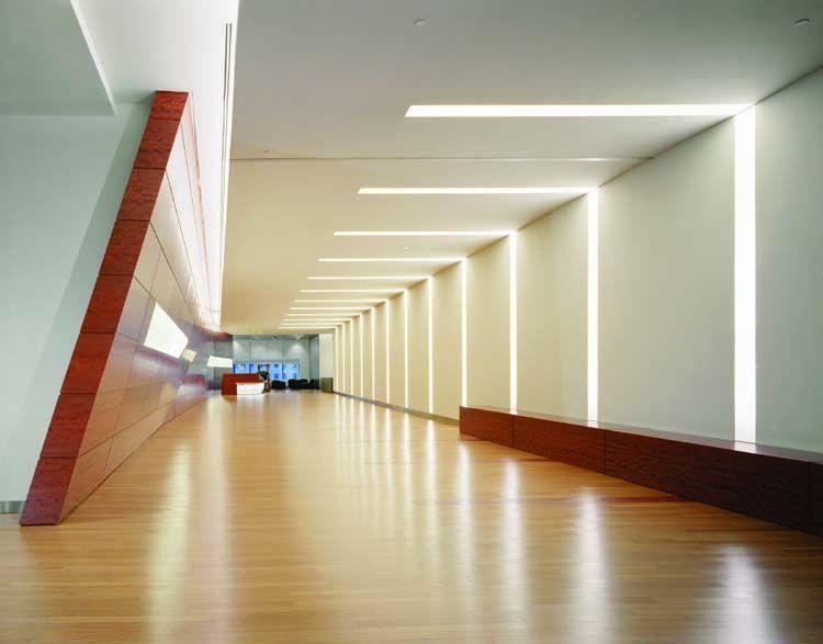2006 iald award winner atlantic terminal brooklyn n y u s a designers stephen bernstein for Interior architectural lighting