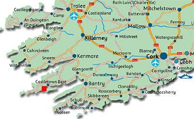 I Would Like To Take A Grand Tour Of Ireland Including A Visit To
