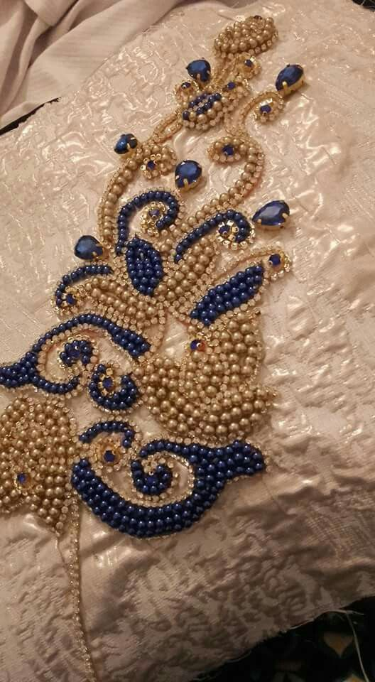 Pin By Salmasalama On Broderie Perlage Pinterest Embroidery