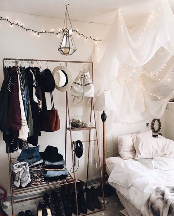 12 Pinterest Closets To Obsess Over Aesthetic Room Decor Indie