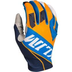 Photo of Klim Xc Lite Ax Motocross Handschuhe Blau Orange M Klim