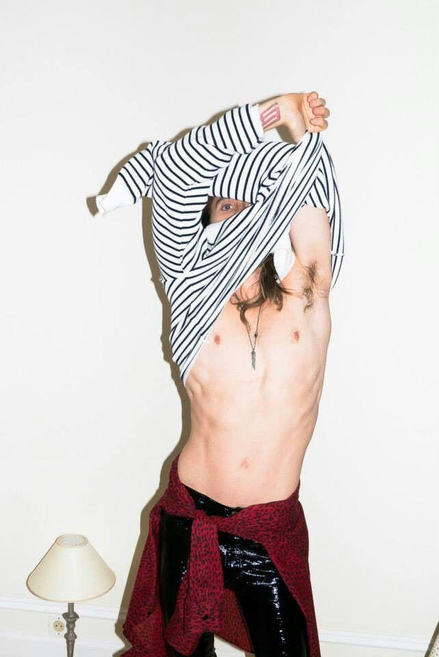 Jared Leto Terry Richardson photo