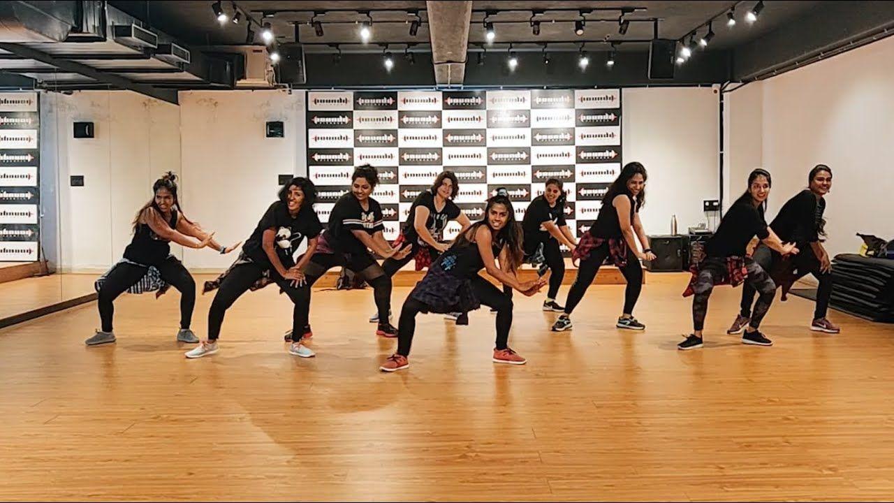 Chamma Chamma I Bollywood Session I Zumba Poundd Fitness Dance Fitness Workout I Easy Choreo Youtube Dance Workout Zumba Workout Zumba