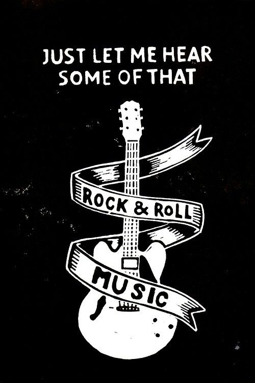 Just let me hear some of that Rock and Roll MUSIC~ ^-^ For tickets to all your favourite bands - www.tikbuzz.co.uk