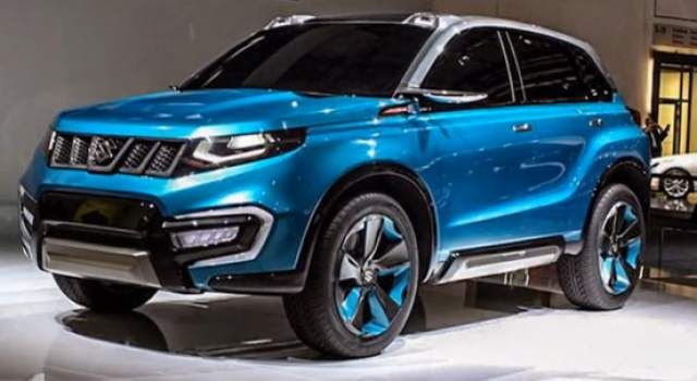 The 2016 Suzuki Grand Vitara Comes With An Interior That Really Helps It Stand Out From Crowd Touch Screen Display Is Located In Center