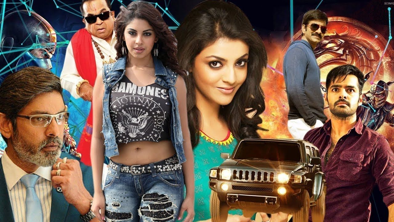 REVANGE(2018) Hindi Dubbed Movies South Indian Movies