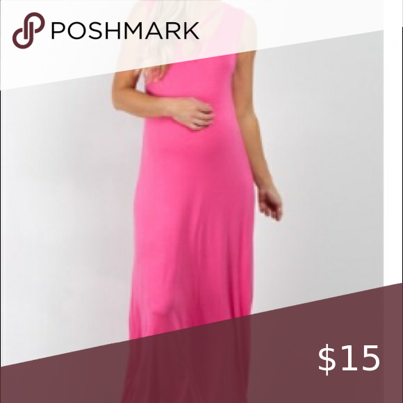 Maxi Pink Dress From Pink Blush Boutique In 2020 Pink Maxi Pink Maxi Dress Blush Boutique