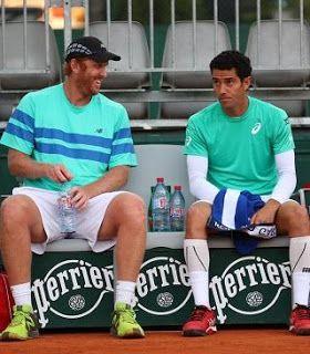 Blog Esportivo do Suíço: André André Sá estreia em Roland Garros com excelente vitória
