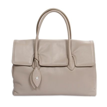 3ab13b1d8f23 Leather Purses · Zippers · Ladies Leather Handbag  Made for Mercedes-Benz  by Emma Brown of Italian calf leather