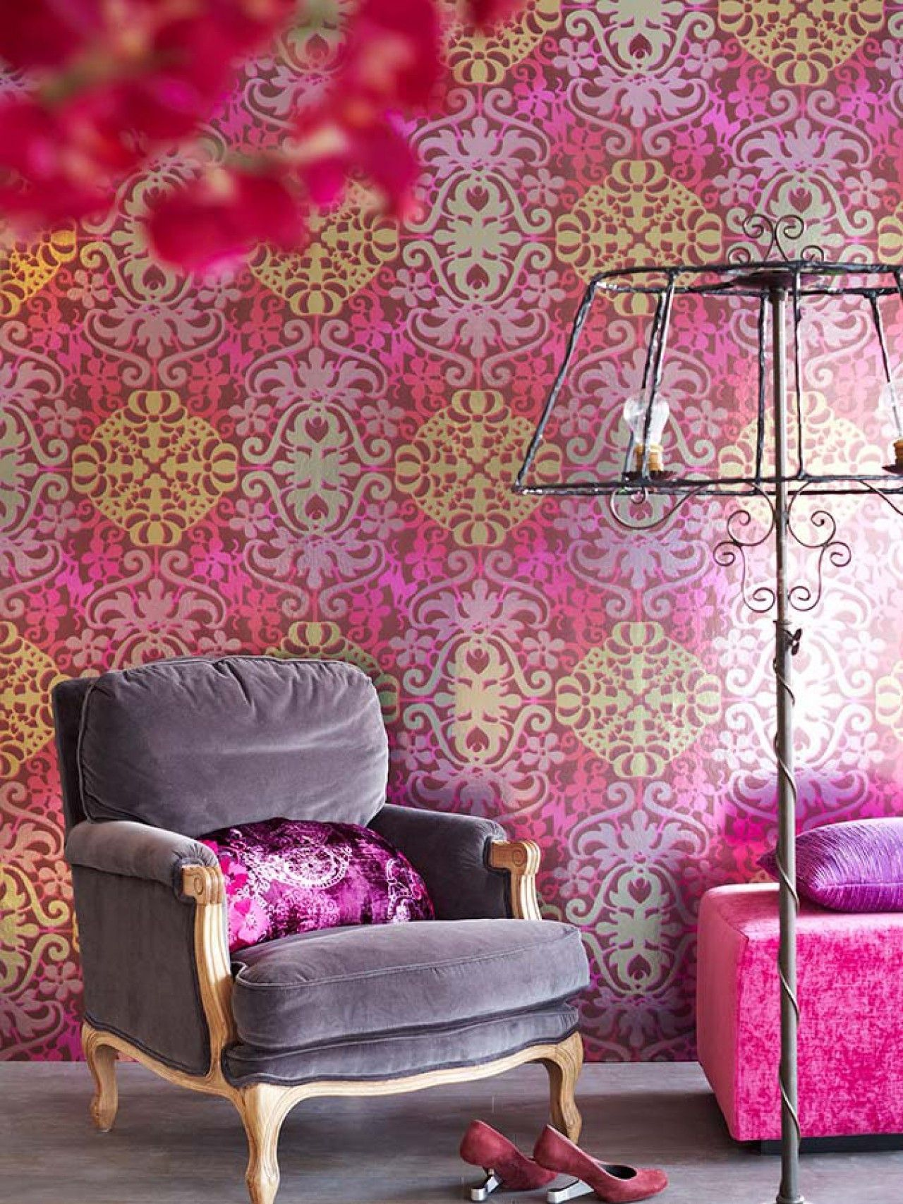 venetian dreams tendances de papiers peints lookbook. Black Bedroom Furniture Sets. Home Design Ideas