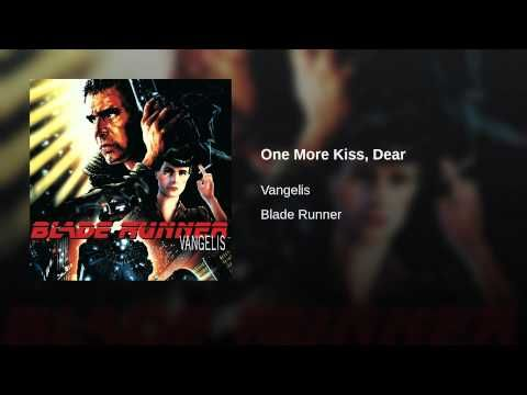 One More Kiss Dear Rachel Song Blade Runner Vangelis Blade Runner