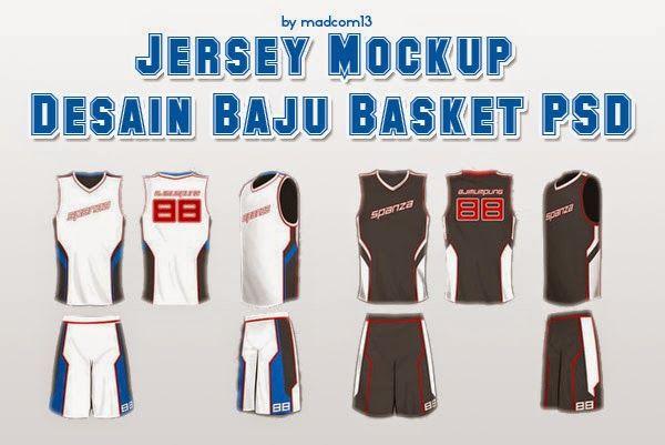 Download Jersey Mockup Desain Baju Basket Psd Fotografi Pemula Desain Fotografi