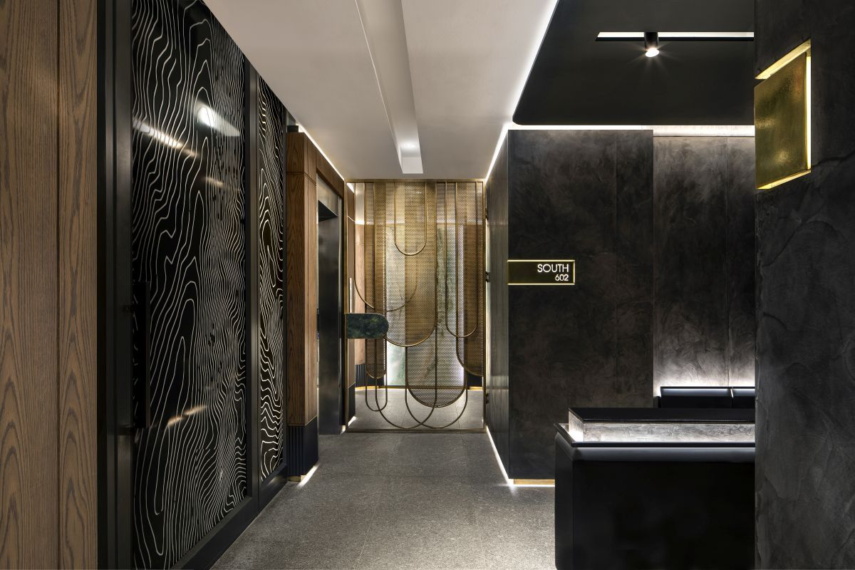 Southern Villa five-story penthouse by SAOTA, ARRCC - entryway - Home Decorating Trends - Homedit