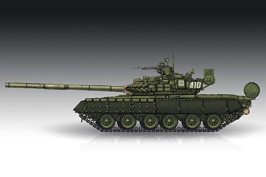 f35c58fb2033 Dettagli su 7145 Russian T-80BV MBT 172 Trumpeter