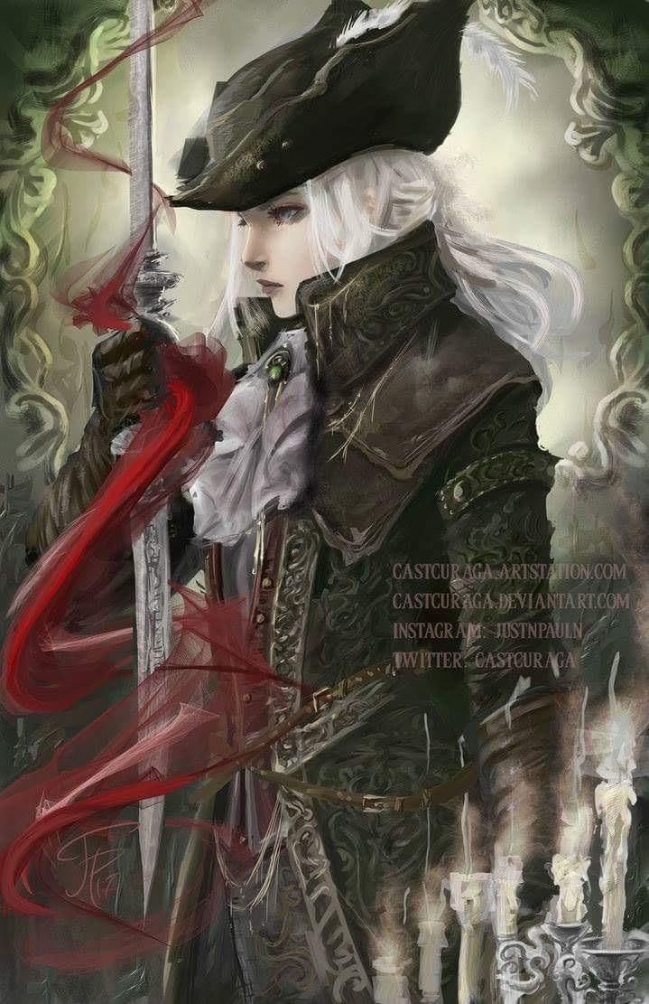 I Know It S Not Animu But Could Someone Remove The Text Lady Maria Bloodborne Hd Wallpaper From Gallsource Com Bloodborne Art Bloodborne Bloodborne Maria