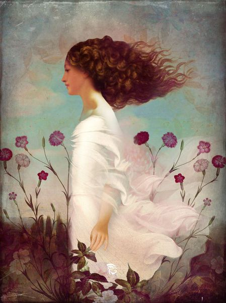 Endless Days Of Summer By Christian Schloe On Artflakes As Poster Or Art Print 2217