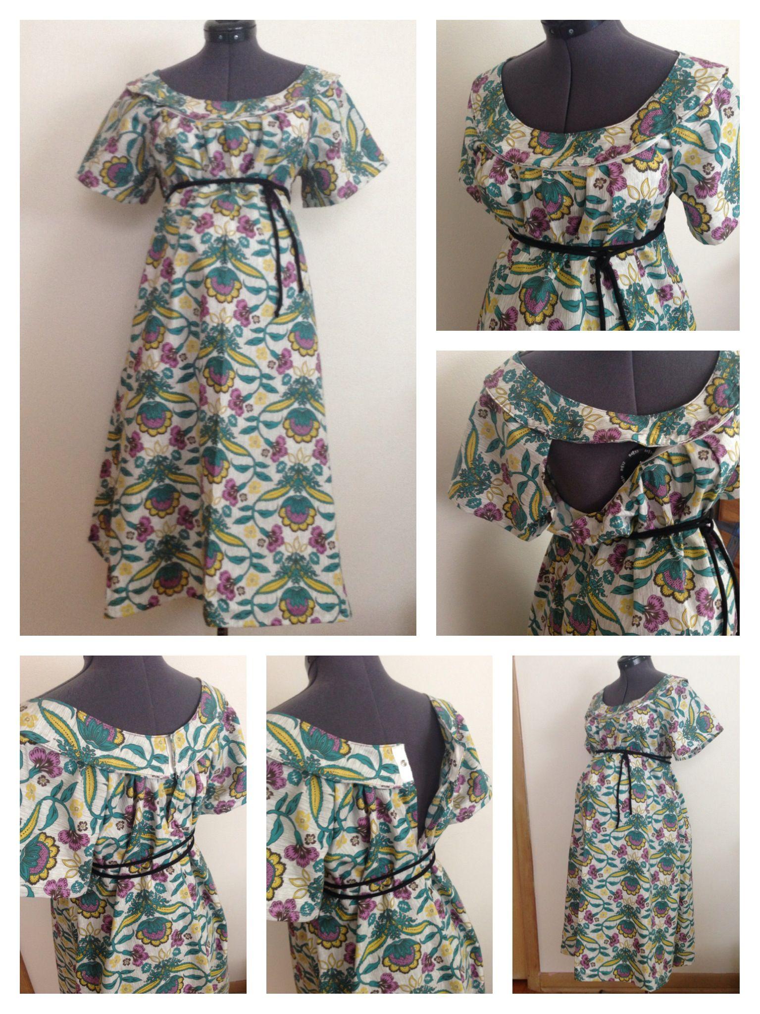 Maternity Hospital Gown. Tutorial: http://www.craftycupboard.net ...