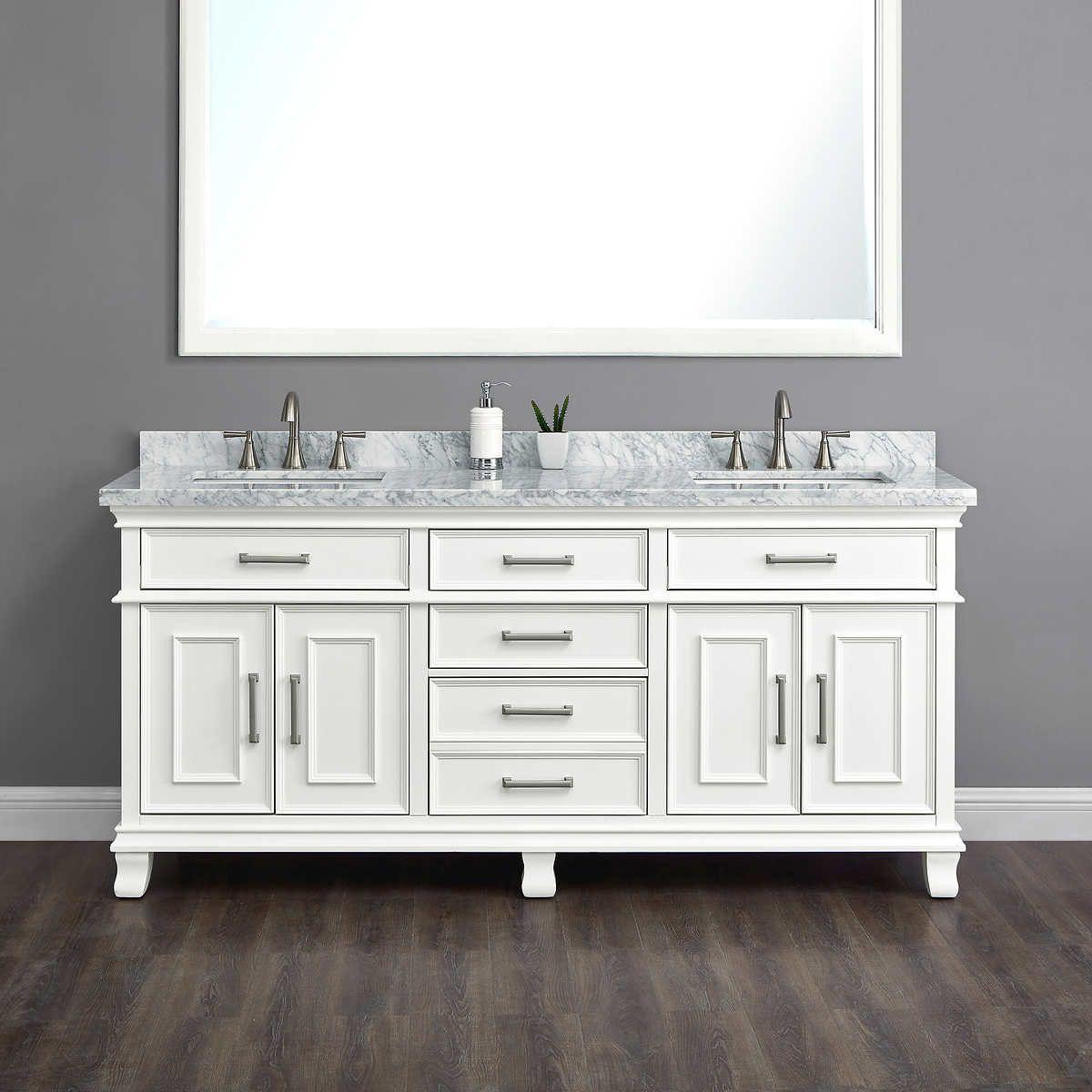 Brayden 72 Double Sink Bath Vanity By