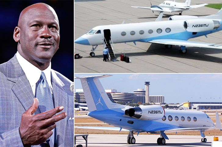 18 Private Jets Owned By Celebrities - The Most