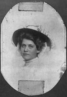 Dorothy Gardner Ford (1892-1967). Mother of Gerald R. Ford ...