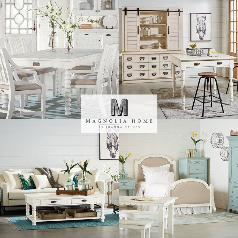 the new magnolia home furniture line by joanna gaines is now available at. Black Bedroom Furniture Sets. Home Design Ideas