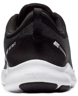 the best attitude b6b4d 08cfb Nike Men s Flex Experience Rn 8 Running Sneakers from Finish Line - Black  10.5