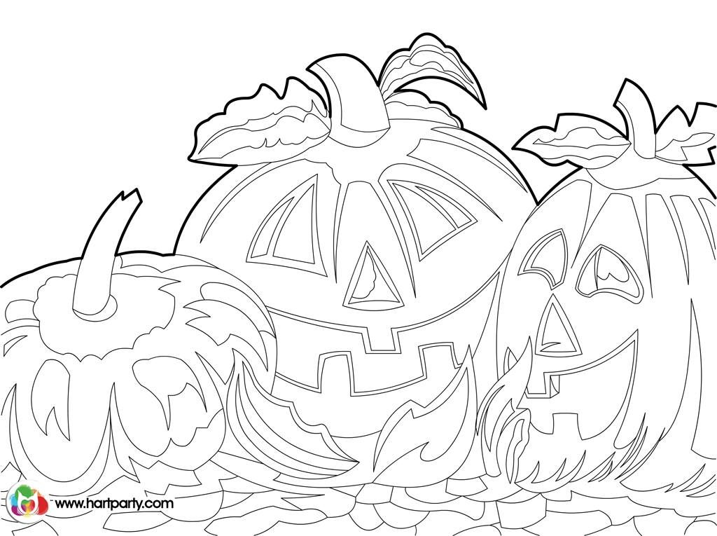 Jack-o-lantern trace-able for Hart party episode | Pattern ideas ...