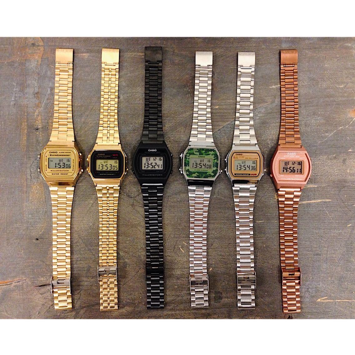 Retro By Casio Casio Vintage Watch Vintage Watches Women Casio Watch Women