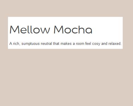 Wall Colour Dulux Mellow Mocha Dulux Mellow Mocha Mellow Mocha Dulux Paint Dulux Kitchen Paint