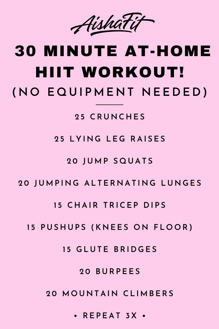 HIIT -   14 fitness For Beginners at home ideas