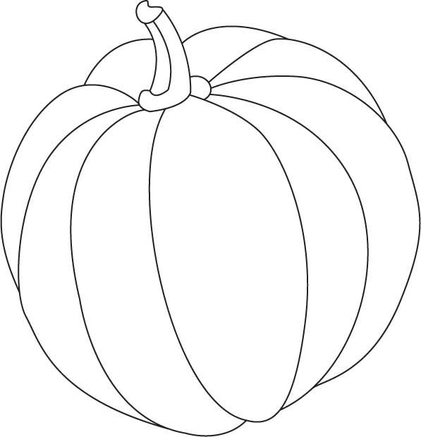 pattern pumpkin coloring pages - photo#20