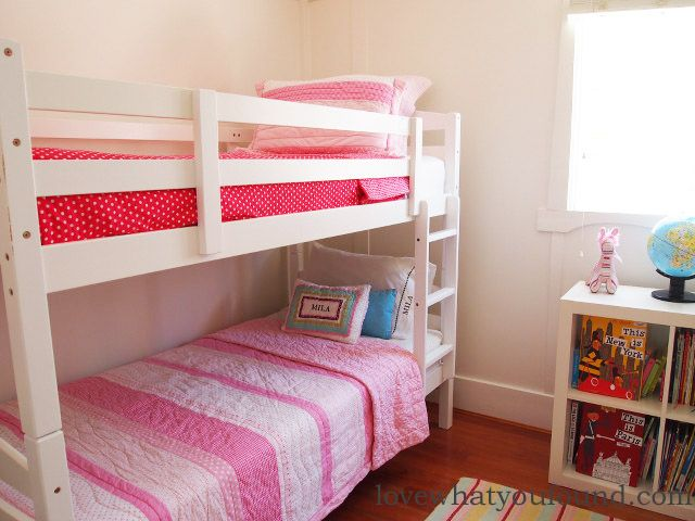 lovewhatyoufound.com | bunk beds